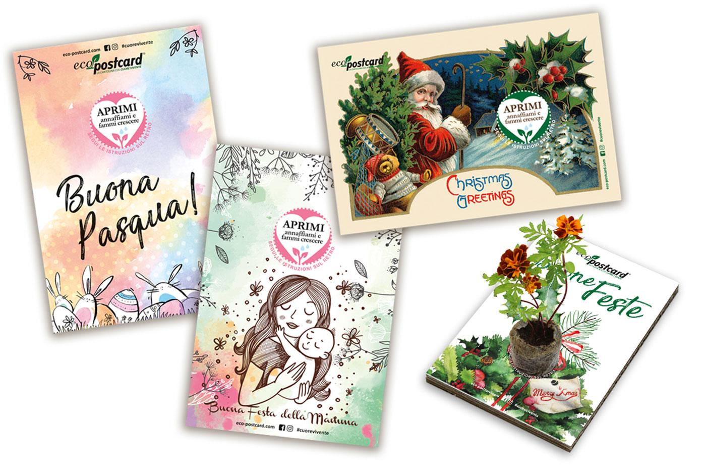 کارت پستال ها را بیشتر بشناسید